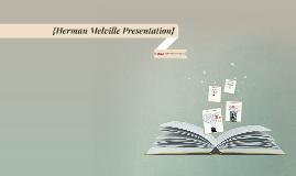 Herman Melville Presentation
