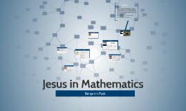 Jesus in Mathematics