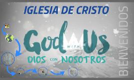 DIOS         NOSOTROS