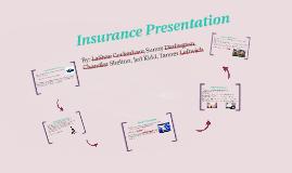 Insurance Presentation