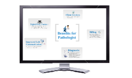 Benefits for Pathologists
