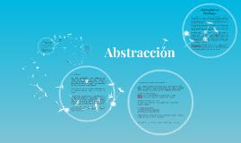 Copy of Abstracción