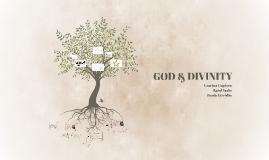 GOD & DIVINITY