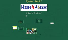 Hak4Kidz 2016 Closing