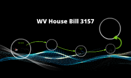WV House Bill 3157
