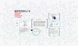 METODO 5`S