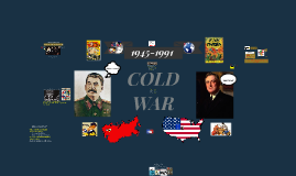 Cold War - an introduction