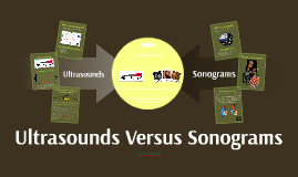 Ultrasounds Versus Sonograms