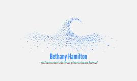 GOTD - Bethany Hamilton