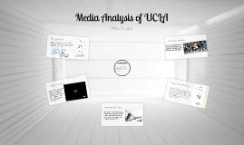 Analysis of UCLA's Use of Media