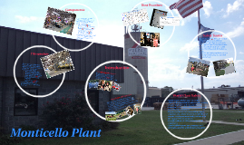 Monticello Plant Presentation (Safety Conference 2016)
