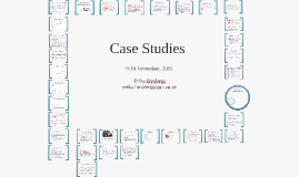 Case selection and case studies Nov 2015