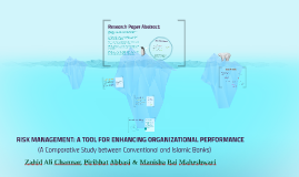 RISK MANAGEMENT: A TOOL FOR ENHANCING ORGANIZATIONAL PERFORM