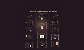 "Copy of William Sydney Porter ""O. Henry"""
