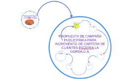 Copy of PROPUESTA DE CAMPAÑA PUBLICITARIA PARA INCREMENTO DE CARTERA