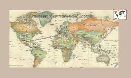 ORIGEN DEL CONSTITUCIONALISMO MODERNO