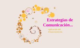 Estrategias de comunicación...