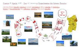 Il Consorzio Turistico dell'Alta Baronia. Presentazione Tesi di Laurea