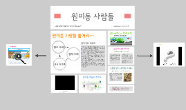 Copy of 원미동 사람들