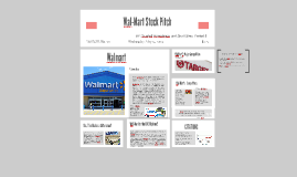 Walmart Stock Pitch
