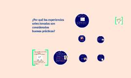 Copy of ¿Qué características tienen las prácticas emancipadoras?