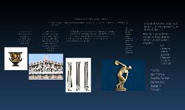 Comparación del arte de Grecia y Roma
