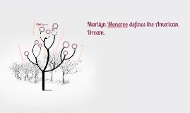 Marilyn Moneroe