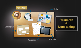 Research & Note-taking