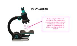 Copy of Copy of La puntualidad