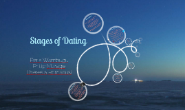 Copy of Stages of Dating