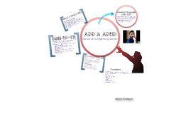 ADD & ADHD