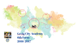 Greig City Academy 6th form