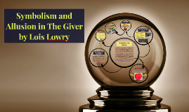 Symbolism and Allusion  in The Giver