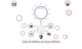 """""""Salón de Belleza"""" de Mario Bellatin"""
