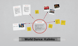 World Dance: Kalinka