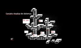 Cenário-Analise de sistemas