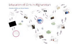 Copy of Girls' Education in Afghanistan