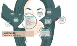 Frauenhandel - Zwangsprostitution