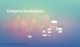 Celgene Evaluation