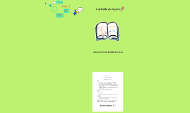 Copy of Rencontre de parents - Maternelle 2014