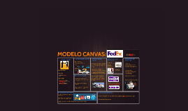 Copy of MODELO CANVAS: FEDEX