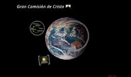 Gran Comisión de Cristo