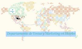 Copy of Departamento de Ventas y Marketing en Hoteles
