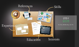 Copy of Copy of Desktop Prezumé by MK Kang