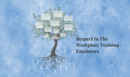 Respect In The Workplace Training-Employees
