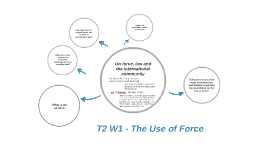 T2 W1 - The Use of Force