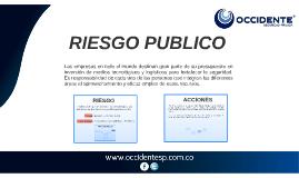 Copy of RIESGO PUBLICO