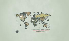1. Verdenskrig - optakt, udbrud og konsekvenser