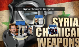 Syria Chemical Weapons