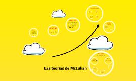 Las teorías de McLuhan